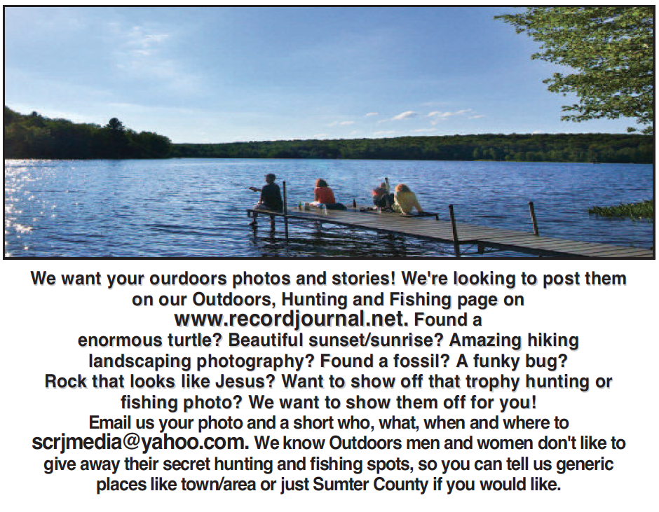 Outdoors – Sumter County Record Journal